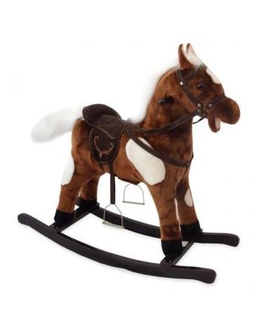 Supamas medinis arkliukas 023