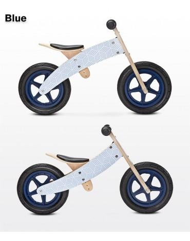 Caretero dviratukas keičiamu rėmu vaikams