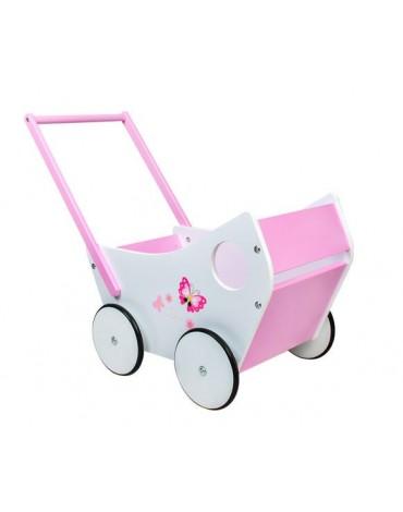 vežimėlis lėlėms vežioti