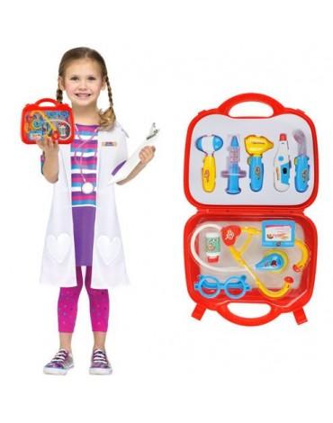 žaislinis gydytojo rinkinys vaikui