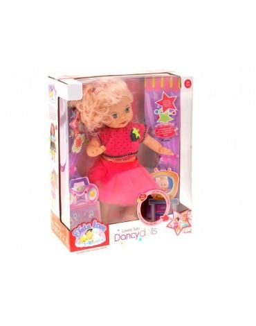 dainuojanti lėlė barbė