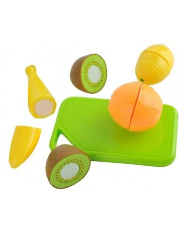 Žaislas pjaustomi vaisiai
