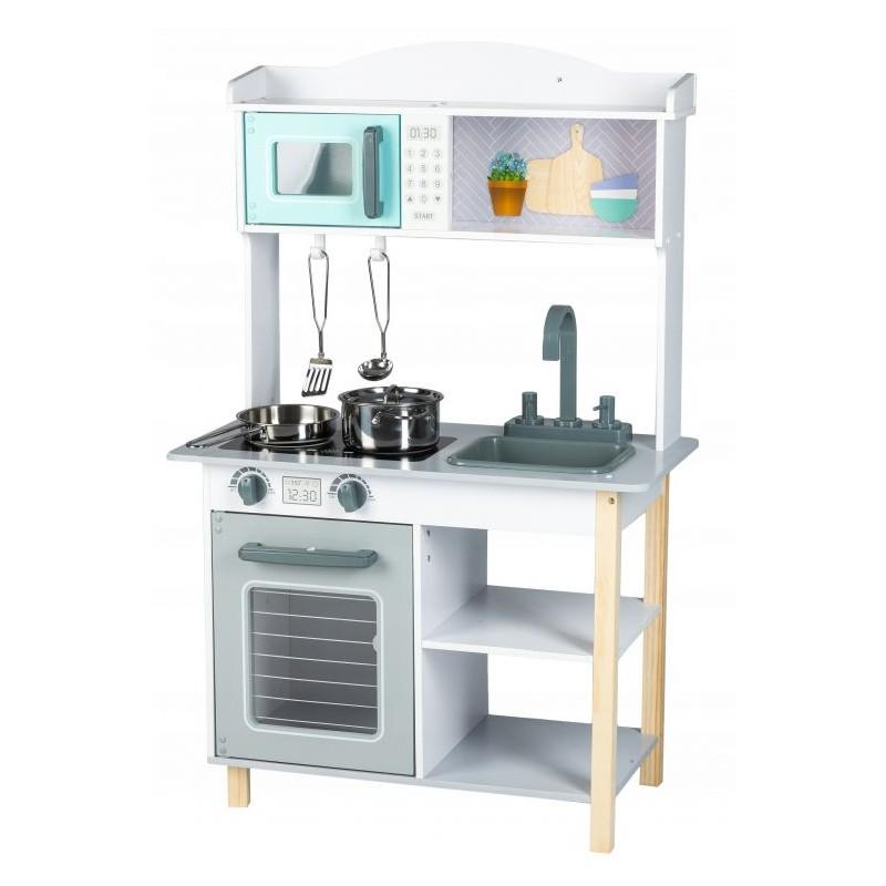 eko žaislas žaislinė virtuvėlė