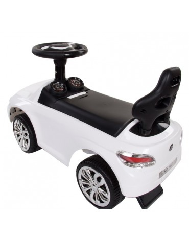 Paspiriama mašina Ranger white