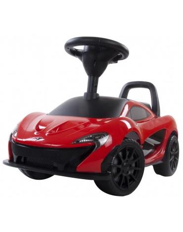 McLaren paspiriamas...