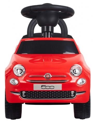 Fiat 500 Corallo Red...