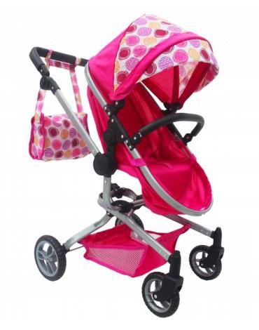 2in1 lėlių vežimėlis Turbo