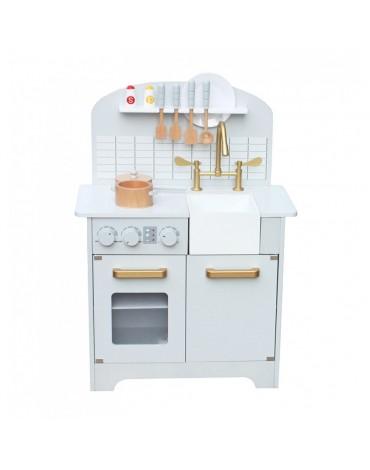 Deluxe vaikiška virtuvėlė
