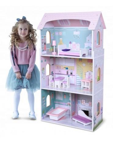 Lėlių namelis Princesė 95cm.