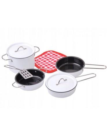 Puodai, įrankiai virtuvėlėms