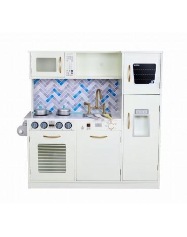 Moderni balta virtuvėlė
