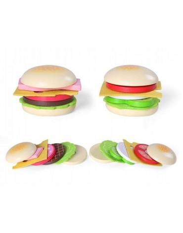 Žaisliniai Hamburgeriai