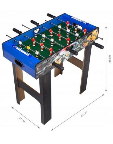 Didelis medinis stalo futbolas