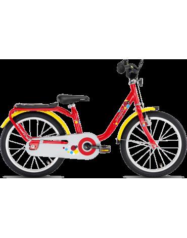 """Puky Z8 dviratis 18"""" raudonas"""
