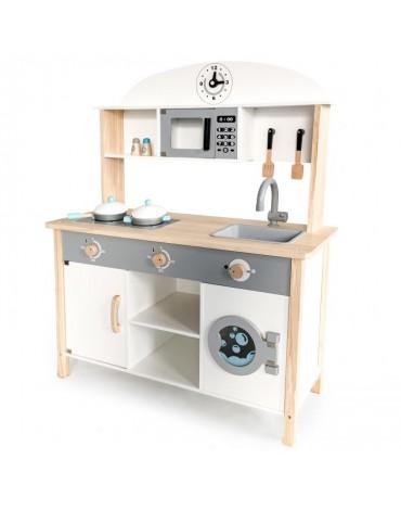 XXL medinė virtuvėlė su...