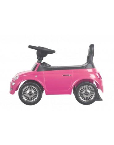 FIAT500 PINK PASPIRIAMA MAŠINA
