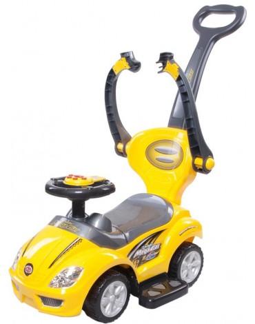 Sun Baby geltona mašina...