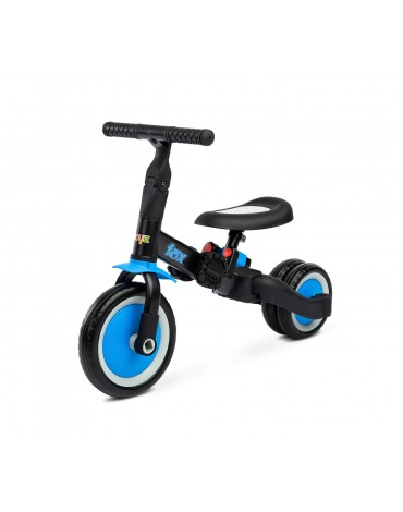 Caretero FOX 2 in 1 blue