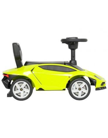 Lamborghini paspiriama...