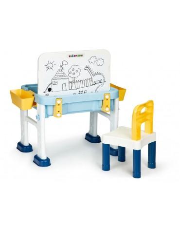 EcoToys lego staliukas -...
