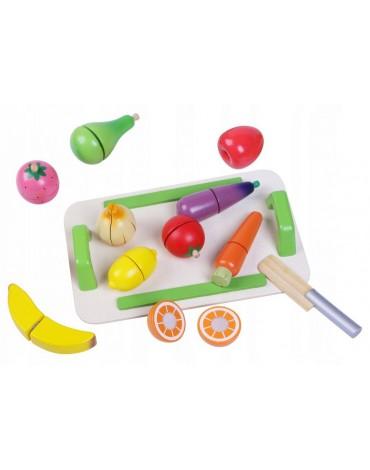 Vaisių ir daržovių...