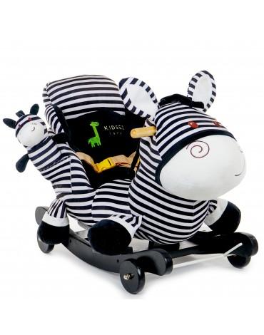 Supamas Zebras su ratukais