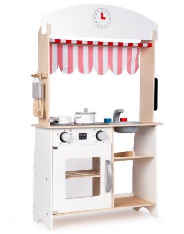 virtuvėlė parduotuvė ecotoys CA04063