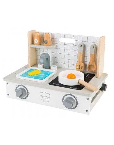 Medinė Mini Virtuvėlė su...