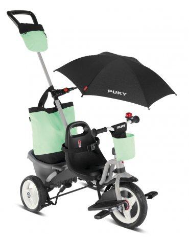 Puky CEETY Comfort Grey triratukas 2440