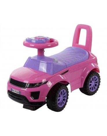 Rover Paspiriama mašina Rožinė SunBaby J05.027.1.4