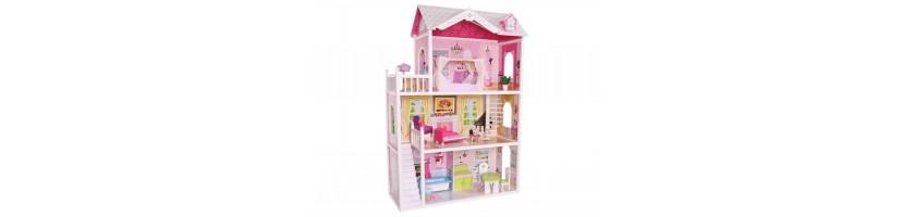 Lėlių namai mergaitėms