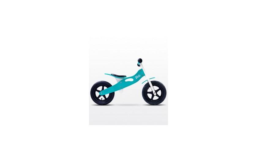 Kodėl mano vaikas važinėja balansiniu dviratuku?